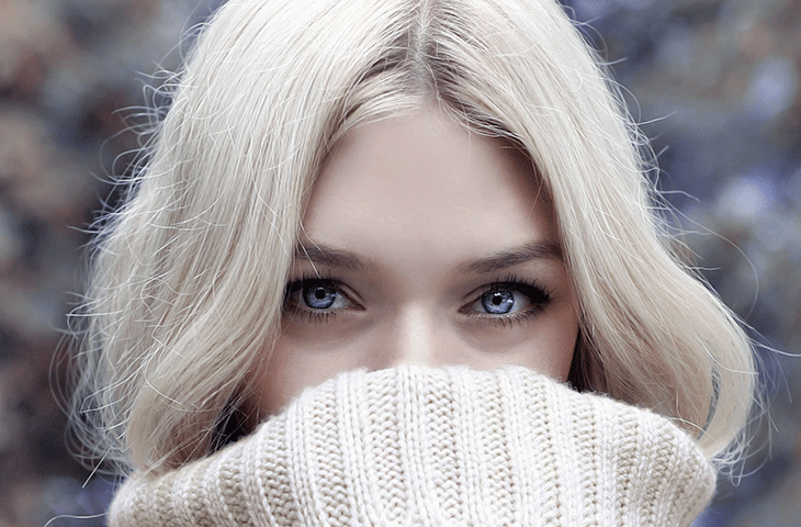 Taming Dry Hair and Frizz in Winter