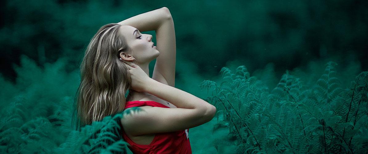 Mushroom Blonde – the Hottest Item on The Menu